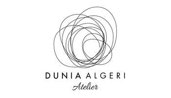 DUNIA ALGERI Atelier Logo