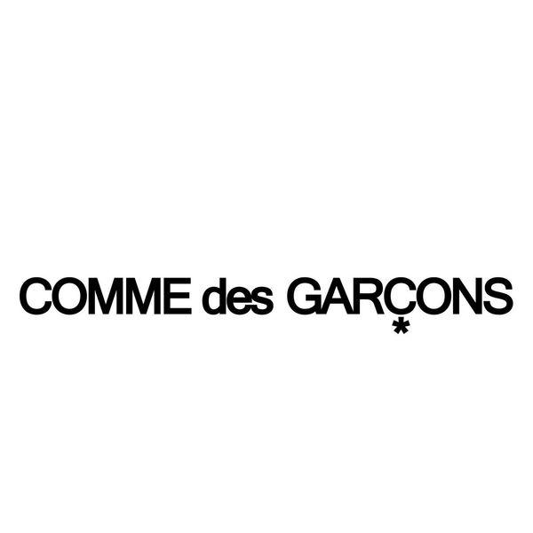 COMME DES GARÇONS Homme Deux Logo