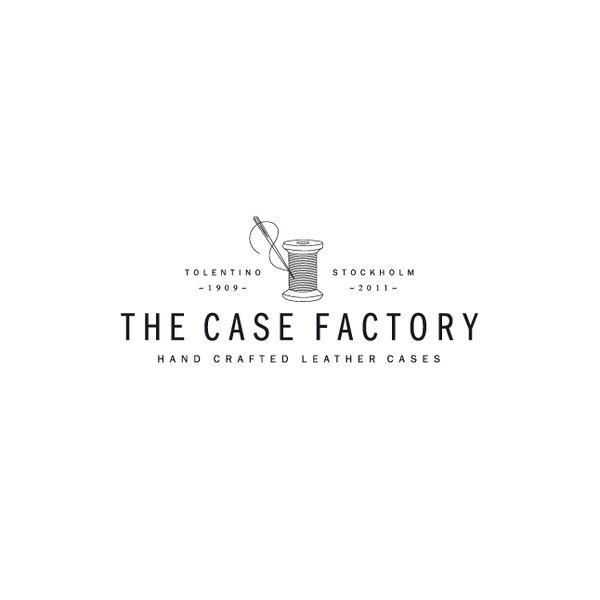 THE CASE FACTORY Logo