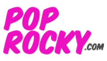 POP ROCKY Logo