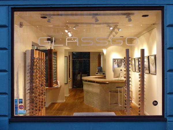 Glassgo Optik in Hamburg (Bild 1)