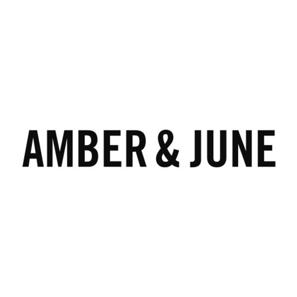 AMBER & JUNE Logo