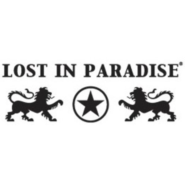 LOST IN PARADISE Logo