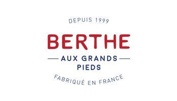 Berthe Aux Grands Pieds Logo