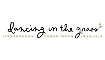 dancing in the grass Logo