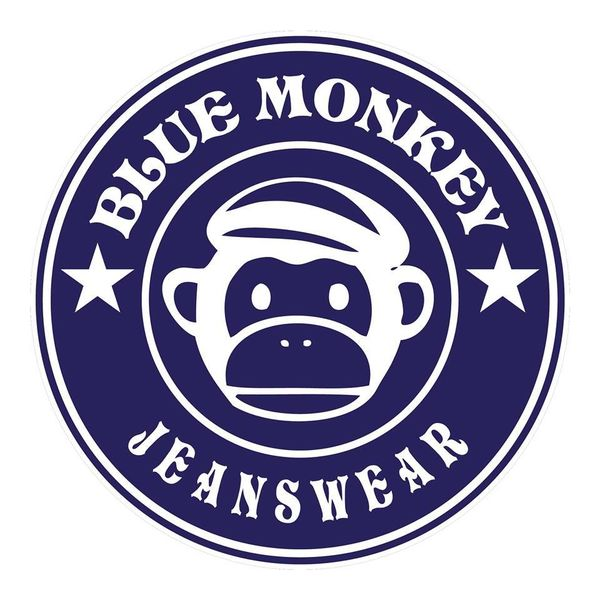 Blue Monkey Logo