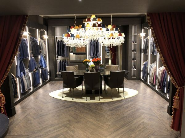 Tailorroom Jurgen Langezaal classic store