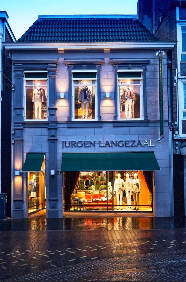 Jurgen Langezaal classic store Outside