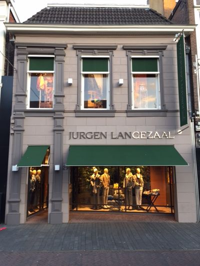 JURGEN LANGEZAAL Casual & Business