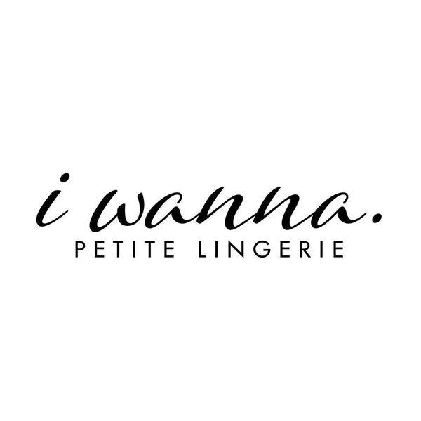 i wanna Logo