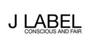 J LABEL Logo