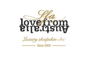 Lfa - Love from Australia Logo