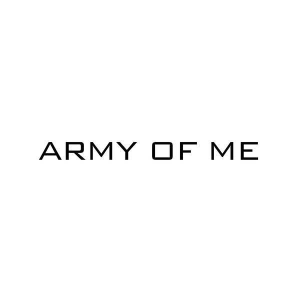 ARMY OF ME Logo