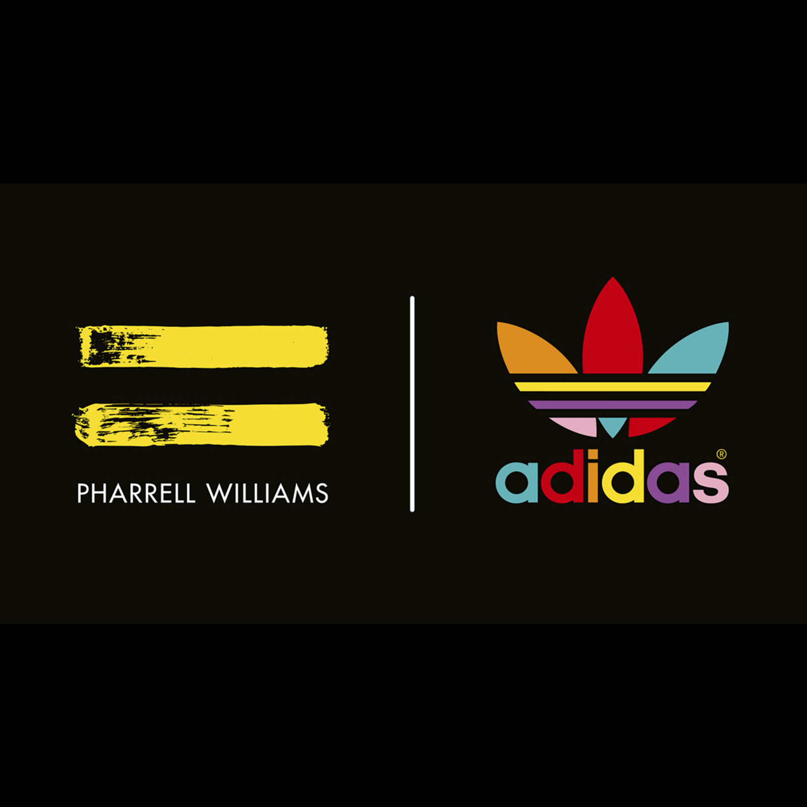 adidas x PHARRELL WILLIAMS (Image 1)