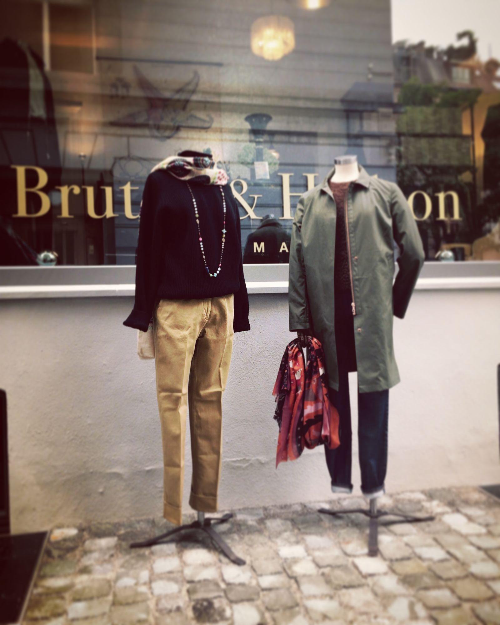 Bruton & Hudson à Zurich (Bild 2)