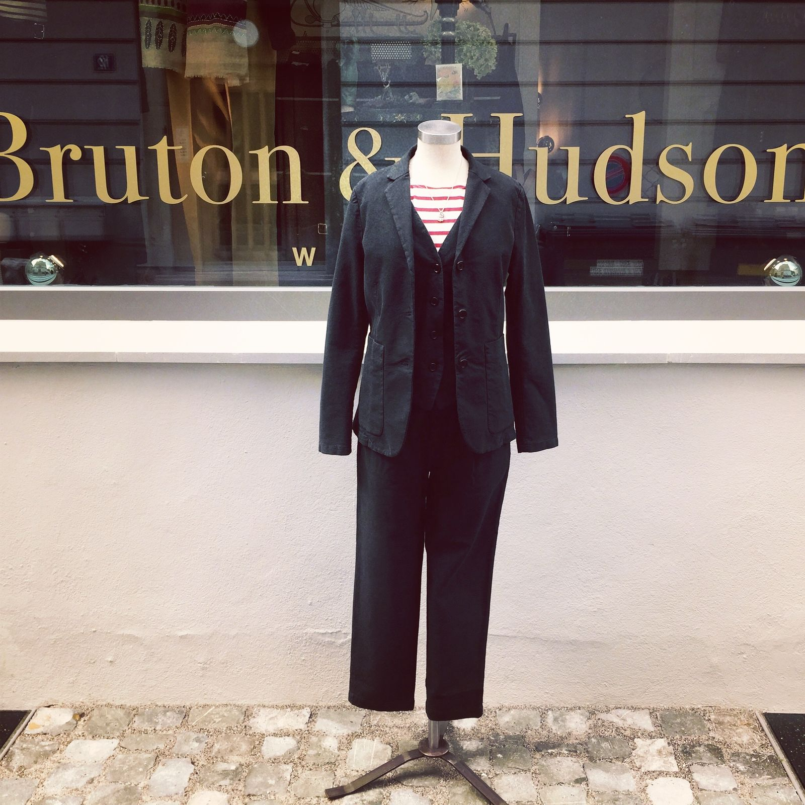 Bruton & Hudson à Zurich (Bild 1)