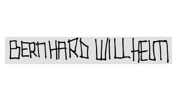 BERNHARD WILHELM Logo