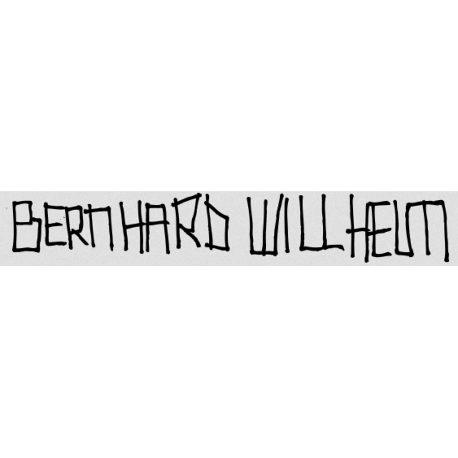 BERNHARD WILHELM