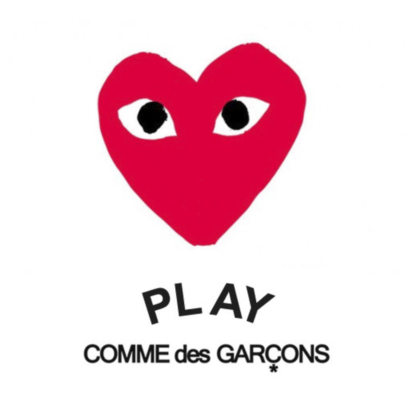 COMME DES GARÇONS PLAY (Image 1)