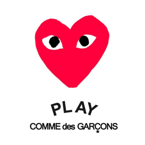COMME DES GARÇONS PLAY Logo