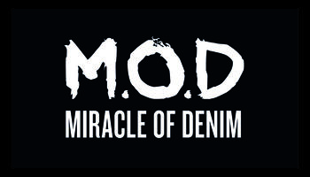 M.O.D. MIRACLE OF DENIM Logo