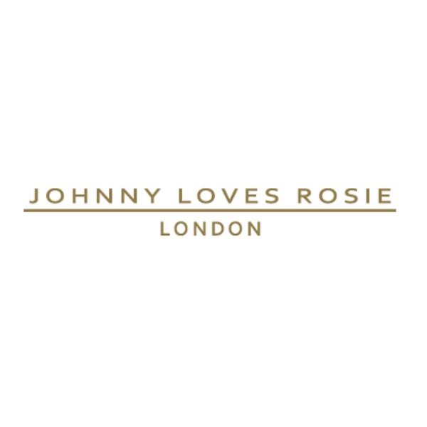 JOHNNY LOVES ROSIE Logo