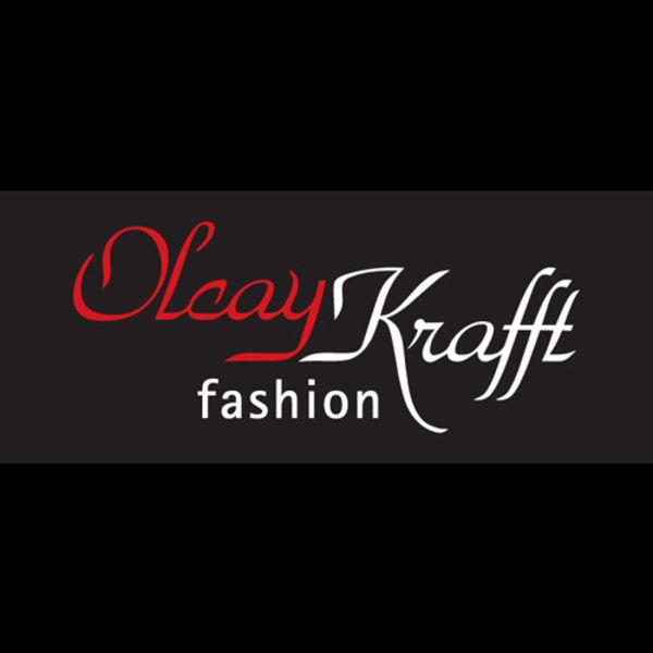 Olcay Krafft fashion & AvantgardeGreen Logo