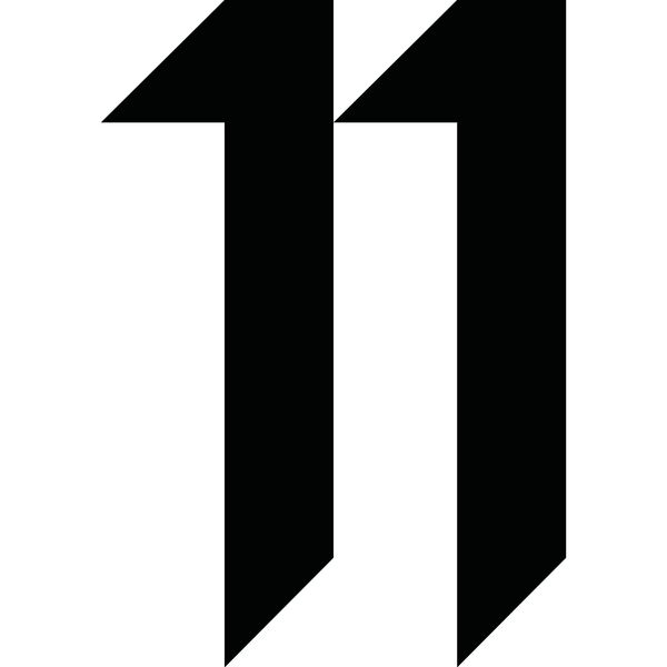 11 BORIS BIDJAN SABERI Logo