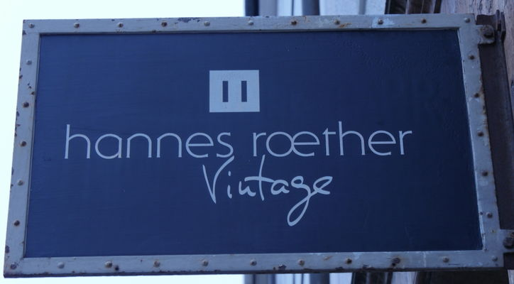 hannes roether vintage store