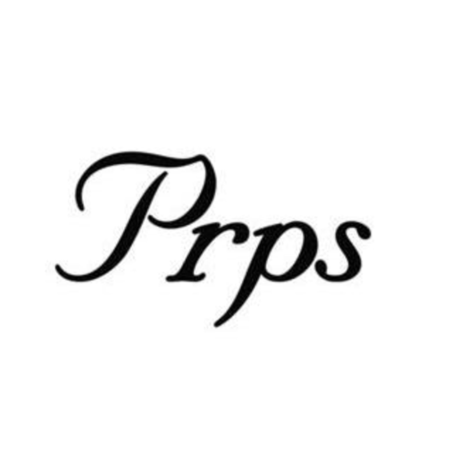 Prps Noir (Image 1)