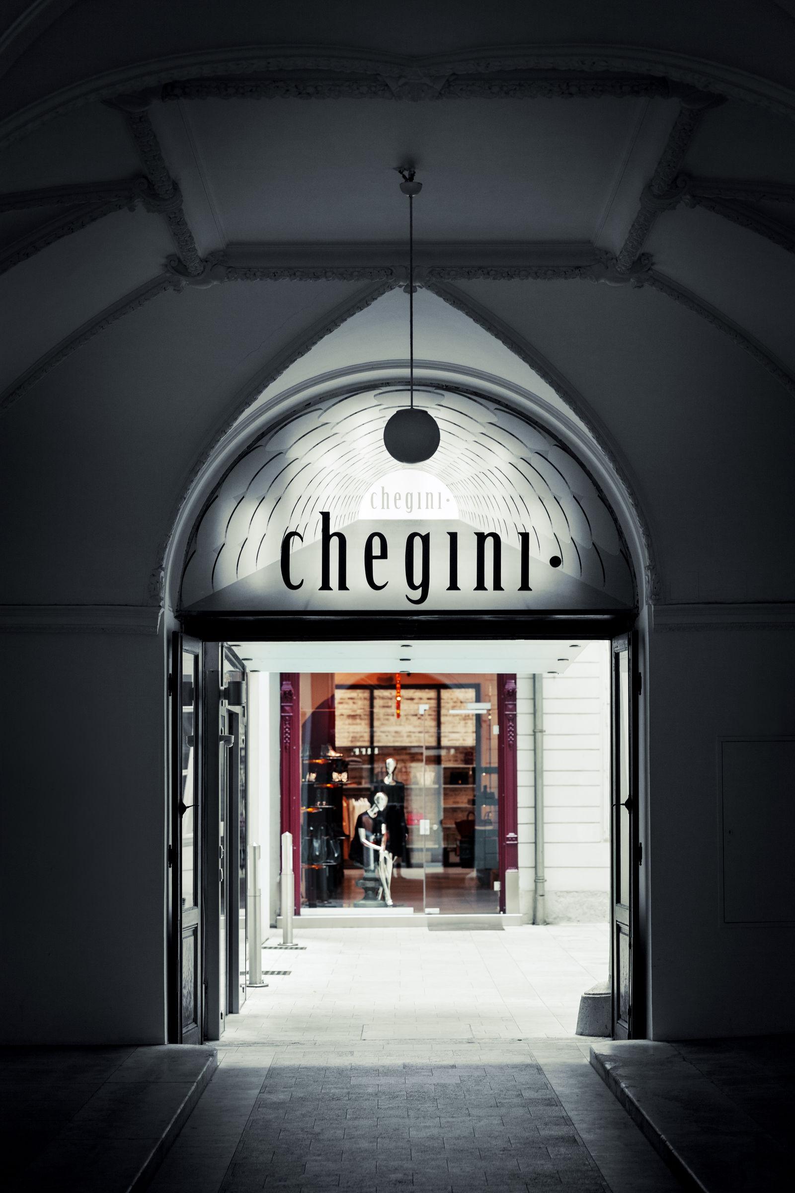 Boutique Chegini in Wien (Bild 3)
