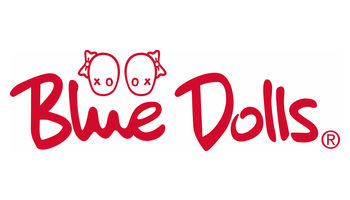 Blue Dolls® Logo