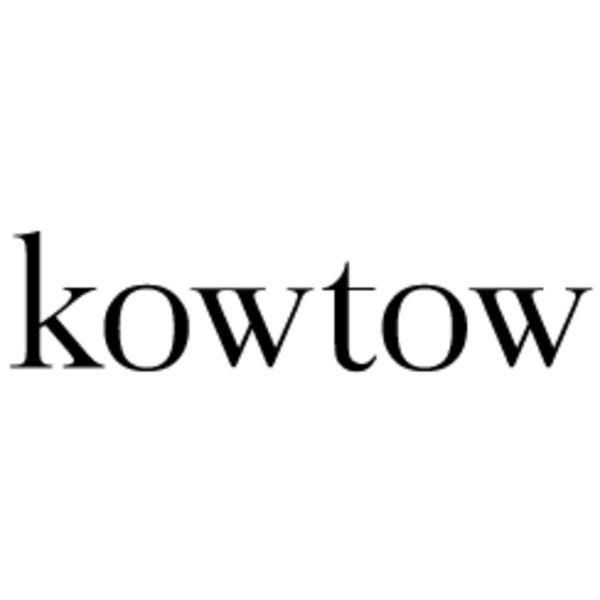 Kowtow Logo