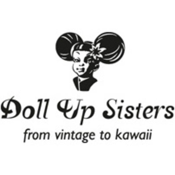 Doll Up Sisters Logo