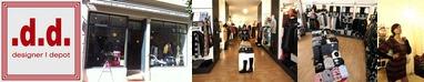 Designer Depot - die Modeoutletboutique in Berlin-Mitte