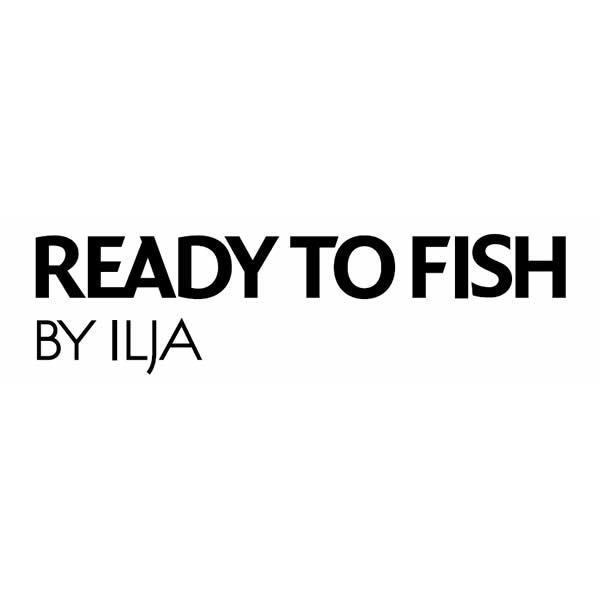 READY TO FISH by ILJA Logo