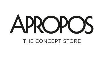 APROPOS The Concept Store Logo