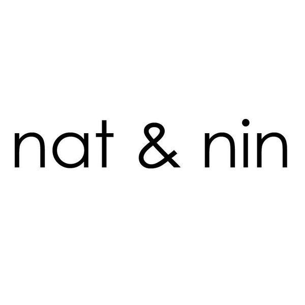 nat & nin Logo