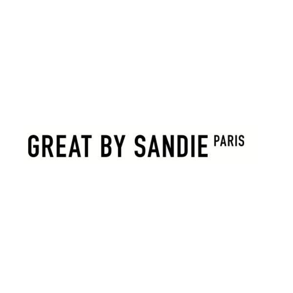 GREAT by SANDIE Logo