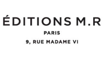 ÉDITIONS M.R. Logo