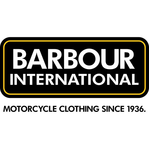 The Barbour International Steve McQueen™ Collection Logo