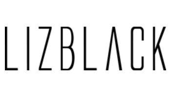 LIZ BLACK Logo