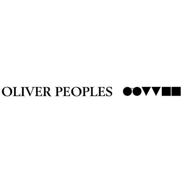 OLIVER PEOPLES Vintage Logo