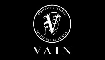 VAIN LUXURIES Logo