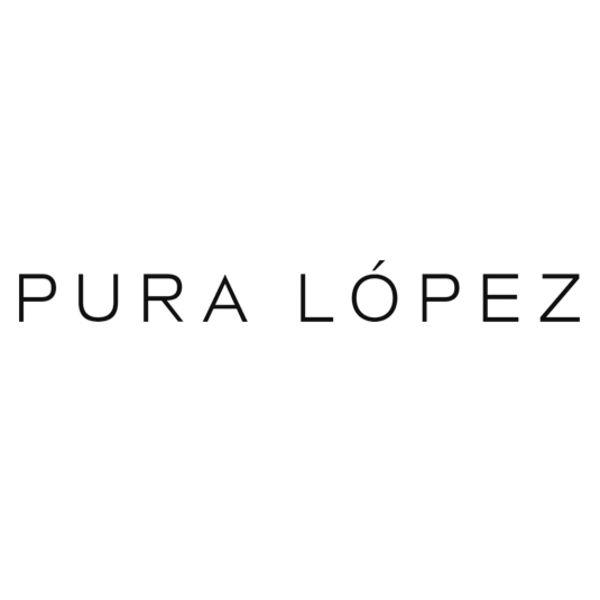 PURA LÓPEZ Logo