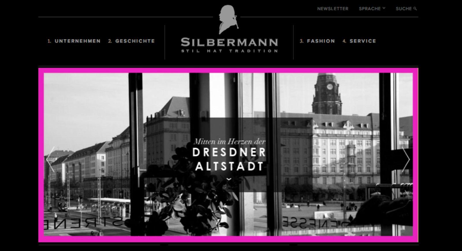 SILBERMANN in Dresden (Bild 1)