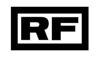 RF ROXANNE FARAHMAND Logo