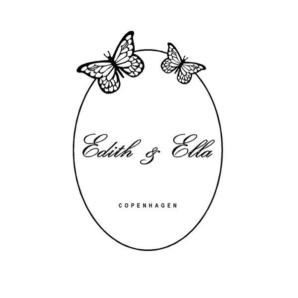 Edith & Ella Logo