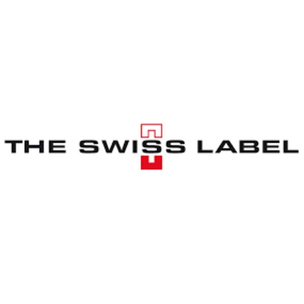 THE SWISS LABEL Logo