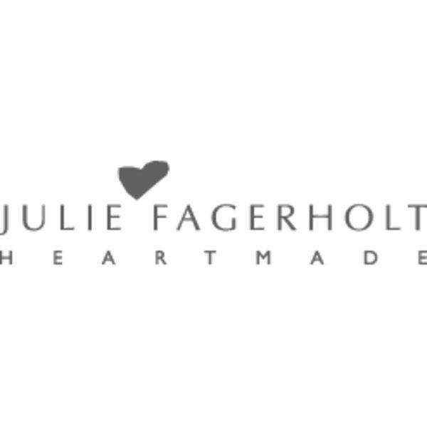 JULIA FAGERHOLT HEARTMADE Logo